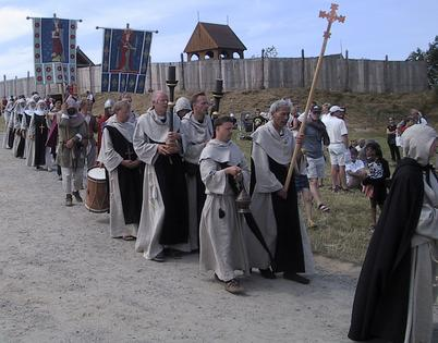 helgener i middelalderen